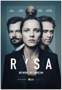 """Premiera serialu """"RYSA"""" już 15 stycznia 2021 r. w IPLI. Wywiady z autorem i aktorami tylko w serwisie IPLA"""