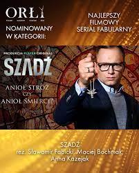 """Seriale """"Rysa"""" i """"Szadź"""" nominowane do Polskich Nagród Filmowych Orły 2021!"""